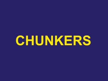 Chunkers